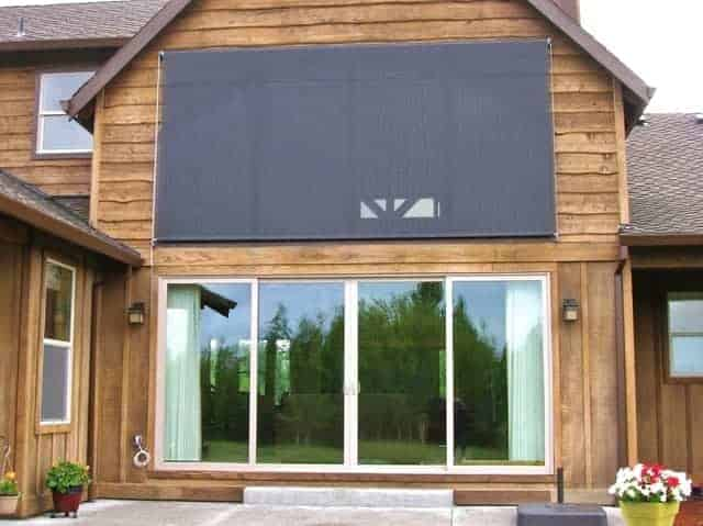 Residential Solar Screens & Curtains 15