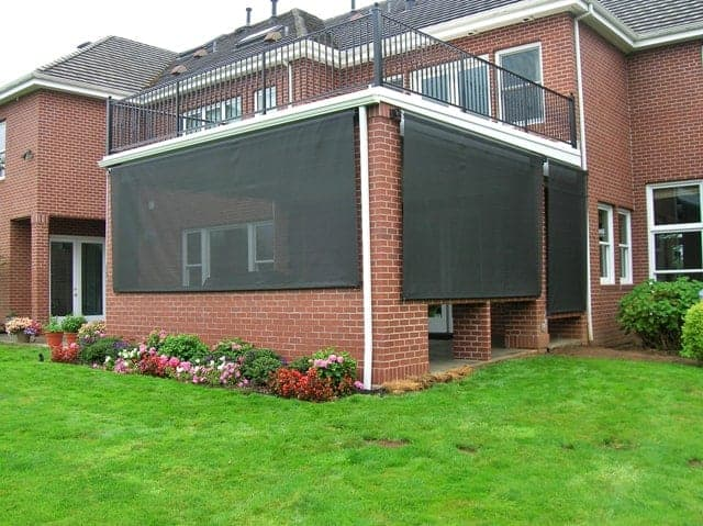 Residential Solar Screens & Curtains 27
