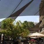 Hotel Modera Portland shade sail