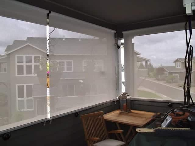 Residential Solar Screens & Curtains 19