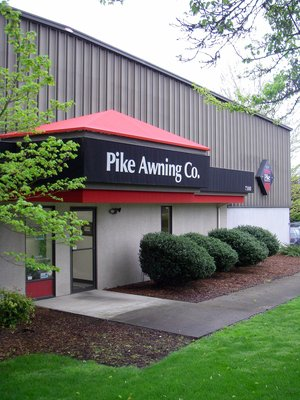 Pike Awning Company Portland Oregon