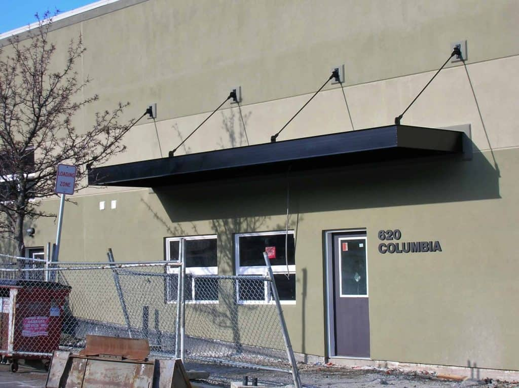 Commercial Metal Awnings Pike Awning