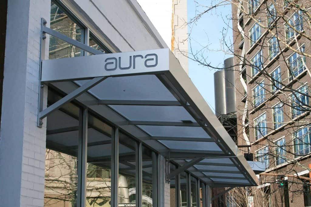 Commercial Metal Awnings - Pike Awning
